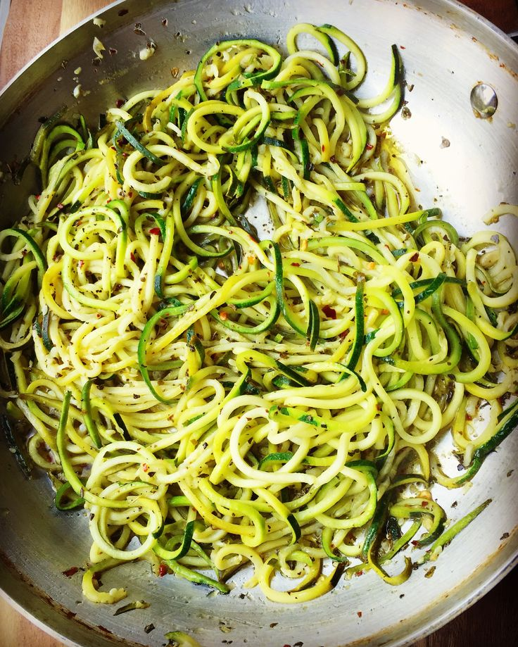 Try my super simple garlic lemon zoodles - so easy for quick summer dinners. Finally, something you can do with those garden zucchini you grew!