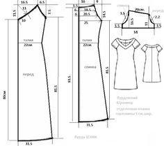 Jersey dress pattern