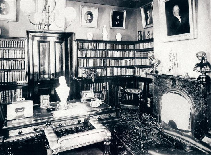 History of Inverlochy House