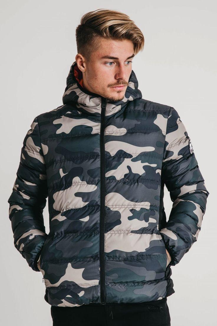 Element Camo Jacket