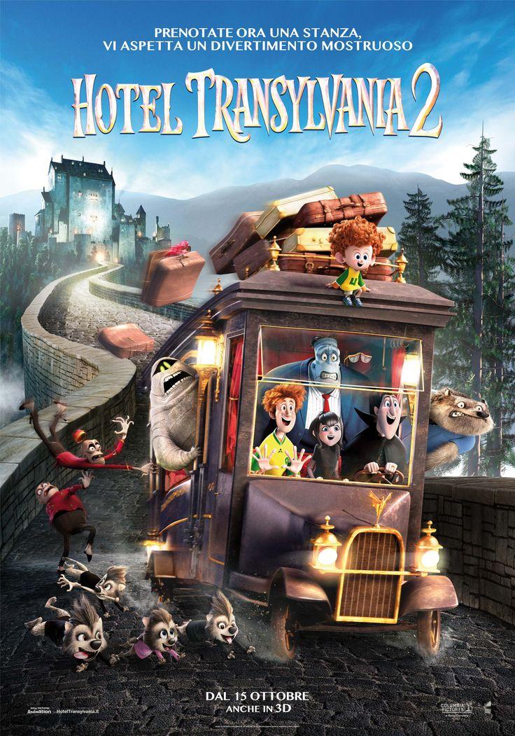 Hotel Transylvania 2 un film di Genndy Tartakovsky con Mel Brooks, Adam Sandler, Selena Gomez, Steve Buscemi #HotelTransylvania2