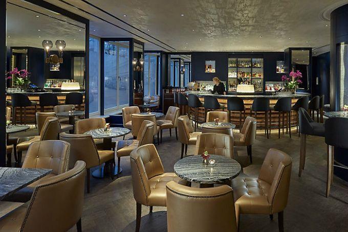 6. Mandarin Oriental Bar 31 München MÜNCHEN, DIE STADT DIE INNENARCHITEKTUR UND KUNST VERSCHMELZT | https://www.brabbu.com/en/casegoods/