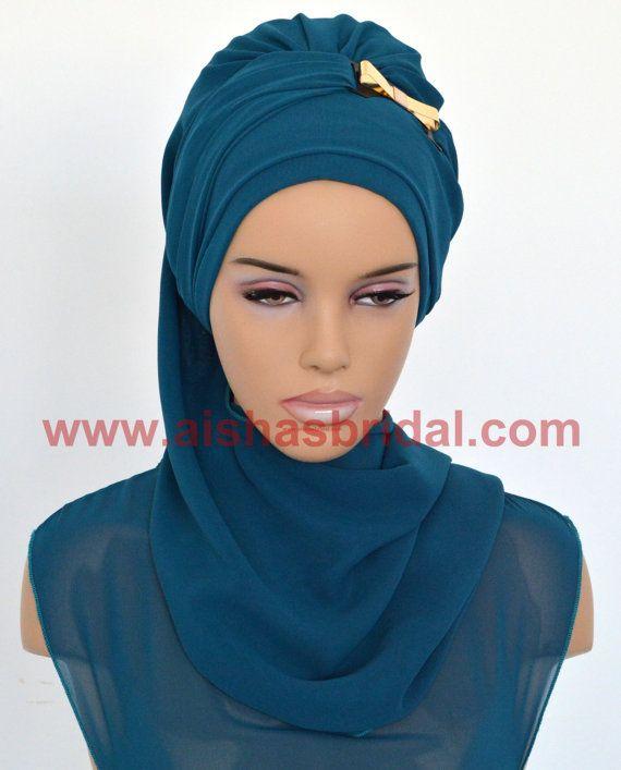 Ready To Wear Hijab  Code: HT-0230 Hijab, Muslim, Women, Scarf, Wrapper, New Season