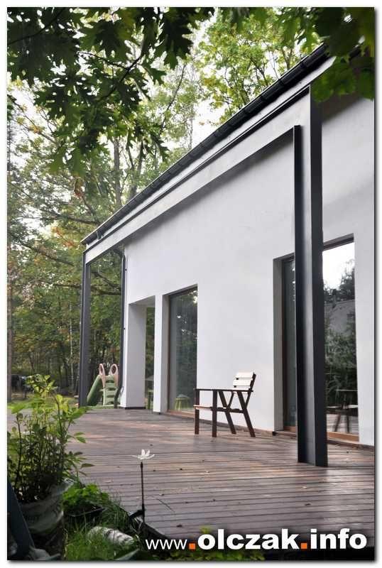 Architekt Maciej Olczak - zrealizowany projekt domu