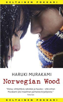 #kirja – Haruki Murakami: Norwegian Wood Finnish pocket #keltainenkirjasto #murakami