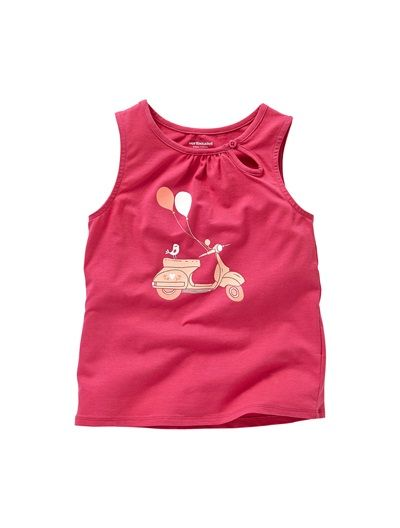 Girl's Stretch Vest Top - Verboudet £4
