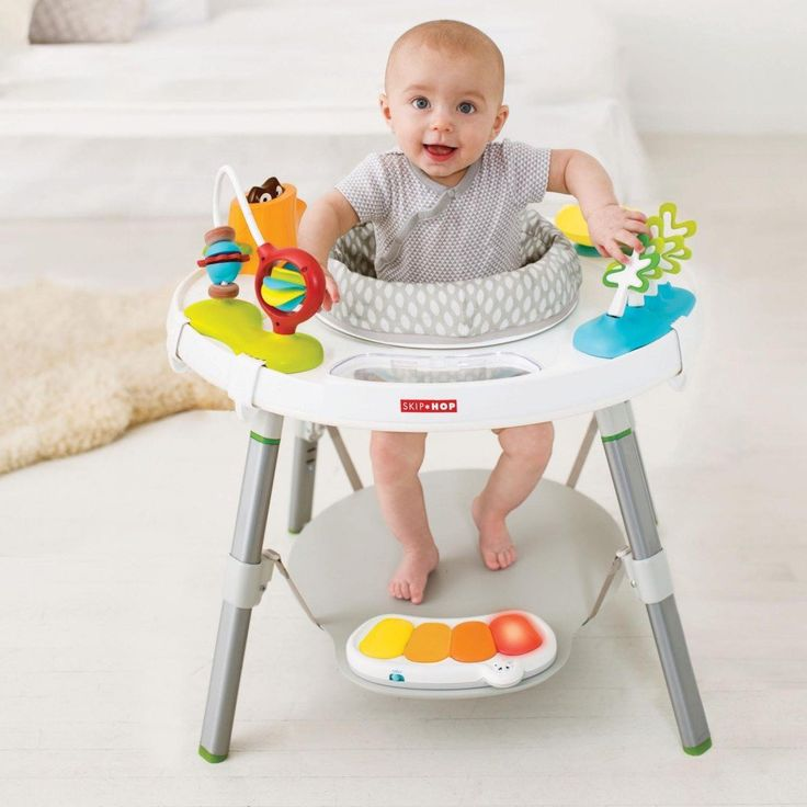 Baby's View 3-Stage Activity Center - Explore & More   Skip Hop