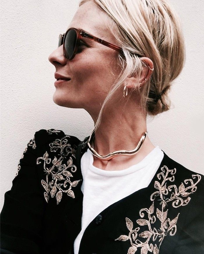 6 Fashion Bloggers With the Coolest Piercings via @WhoWhatWearUK
