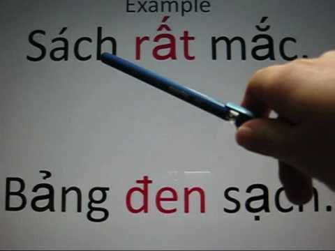 Self-studying Vietnamese Lesson 4 (7/7) - How to spell a Vietnamese word!!!! - YouTube