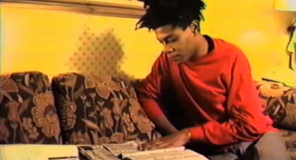 Jean-Michel Basquiat - The Radiant Child