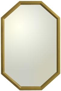 dwellstudio octagonal mirror