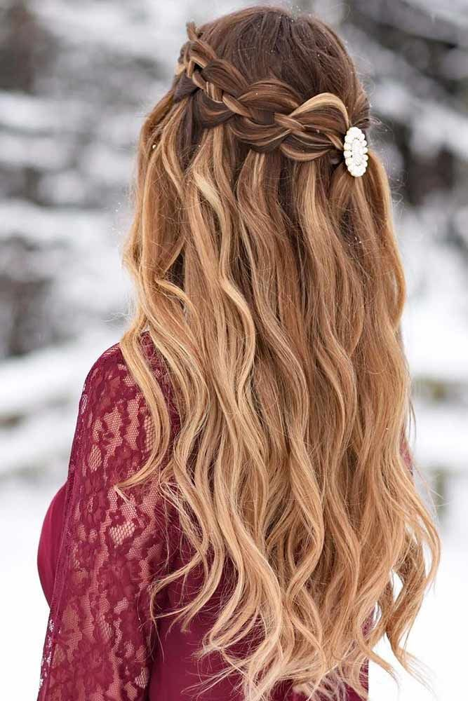 70 Amazing Braid Hairstyles For Party And Holidays Braided Hairstyles Hair Styles Party Hairstyles