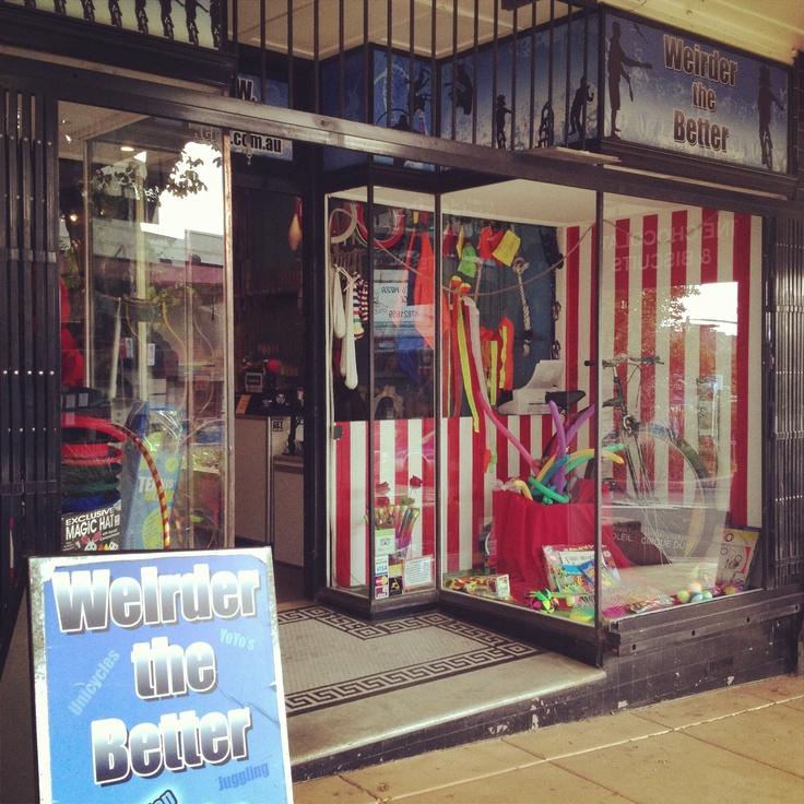 Our shop in Katoomba. #katoomba #nsw #australia #weird #shop #shopping