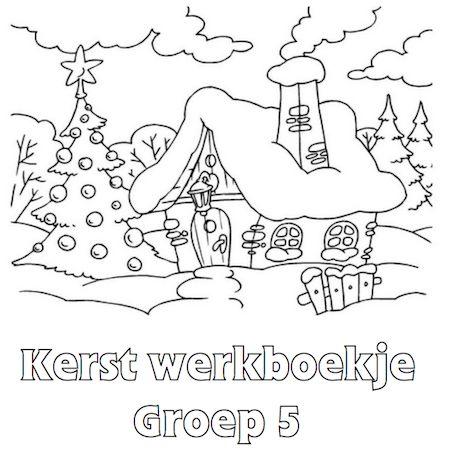 Kerst Werkboekje Groep 5