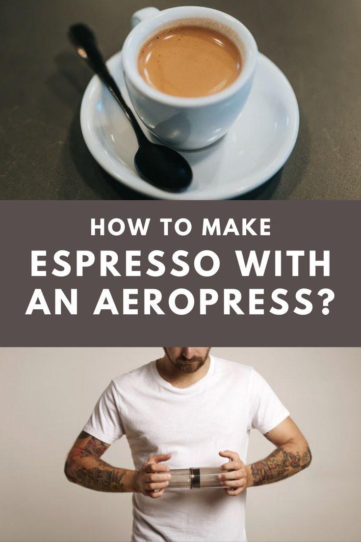 This Aeropress Espresso Recipe Really Works If You Do This Espresso Recipes Copycat Starbucks Recipes Coffee Recipes Hot