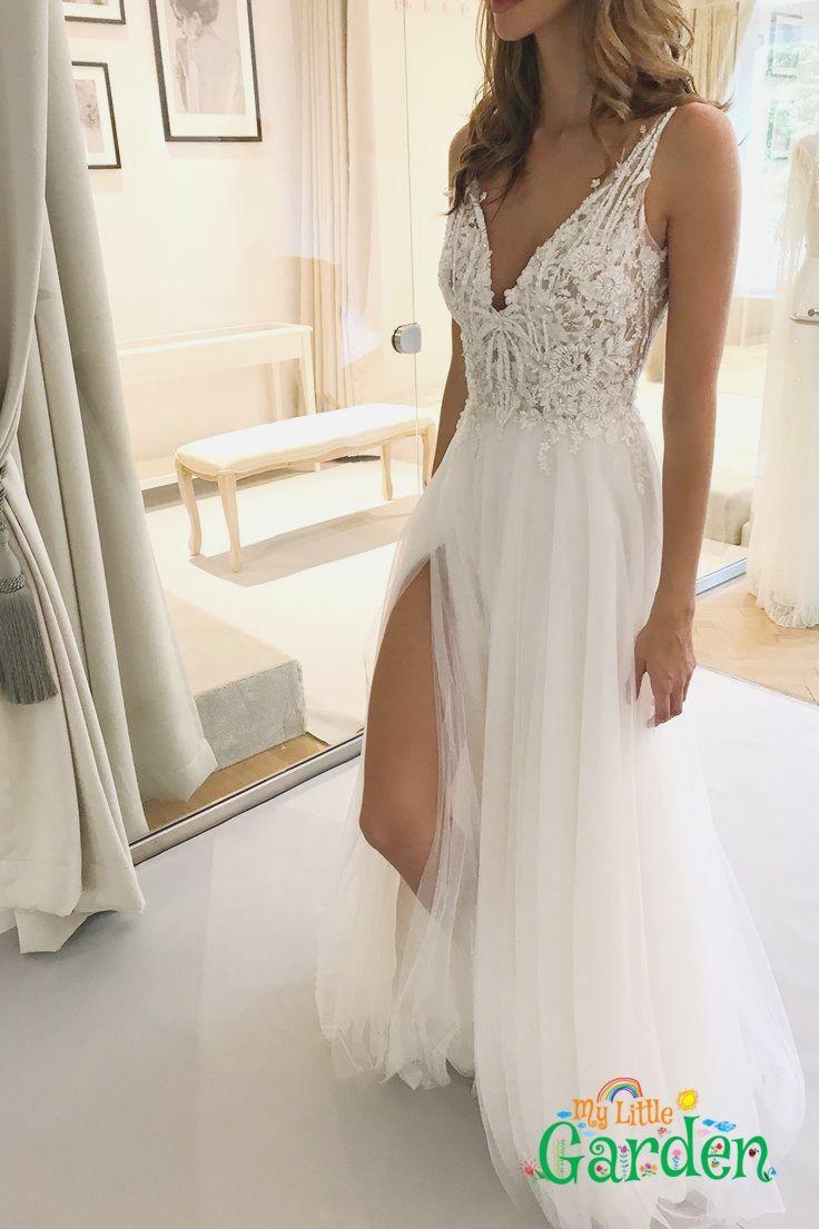 TOM SEBASTIEN Hochzeitskleid 19 #AtelierTS # Bride19