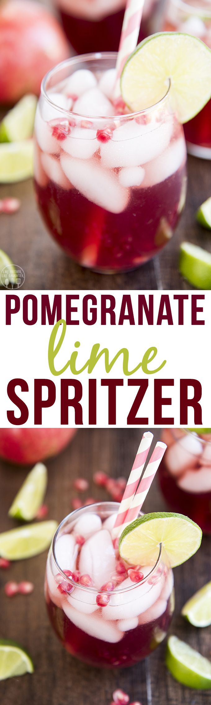 This Pomegranate Lime Spritzer is the perfect fall drink with minimal ingredients! Perfect for an easy and festive drink for the holidays! **This pomegranate lime spritzer is made are made using SPLENDA® Naturals as part of a sponsored post for Socialstars #SplendaSweeties #SweetSwaps #SplendaSavvies All opinions are my own. It is the season of pomegranates, and I usually...Read More »