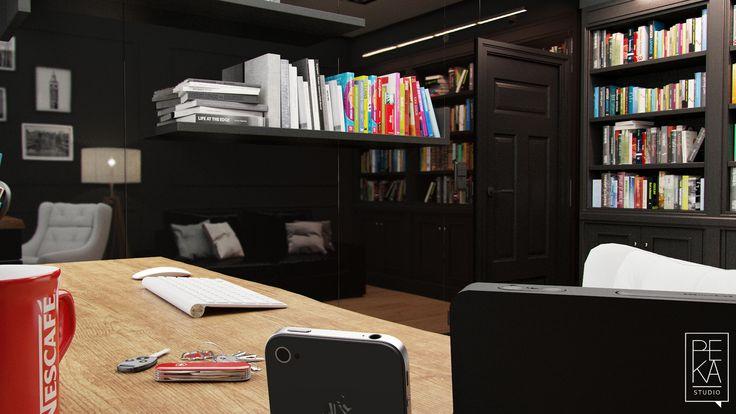 Office by PEKA STUDIO