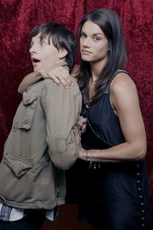 Gregory Smith and Missy Peregrym (Dov Epstein)  and (Andy McNally)