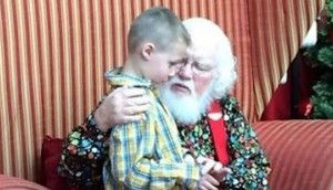 Article: This Autistic Boy Confesses His Secret To Santa – His Reply Was Something No One Expected.  Click image to read.