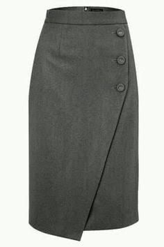 Картинки по запросу modelo de saias envelope