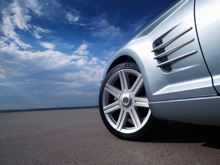 Chrysler Crossfire - Fender - Sky - 1280x960 Wallpaper
