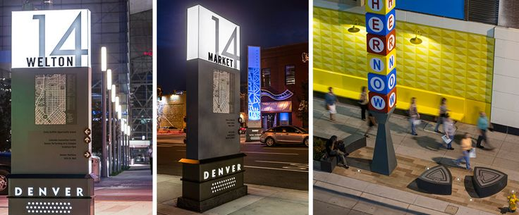 ArtHouse Design played an integral role in the award-winning 14th Street Redevelopment project, working closely with the City of Denver to create monumental wayfinding, banners and informational kiosks for the 12 city blocks that run through the heart of the arts and theater district in...