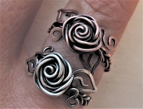 200 besten Women\'s Handmade Wire Jewelry Boho Bilder auf Pinterest ...