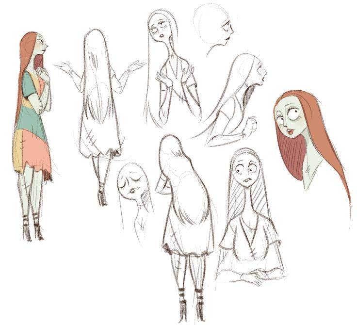Character Design Nightmare Before Christmas : Best jack skellington images on pinterest nightmare