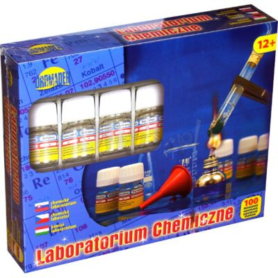 Dromader DROMADER Chemik Zest. 100 doświadczeń