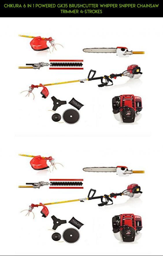 Best 25 4 stroke chainsaw ideas on pinterest engine repair chikura 6 in 1 powered gx35 brushcutter whipper snipper chainsaw trimmer 4 strokes technology fandeluxe Choice Image