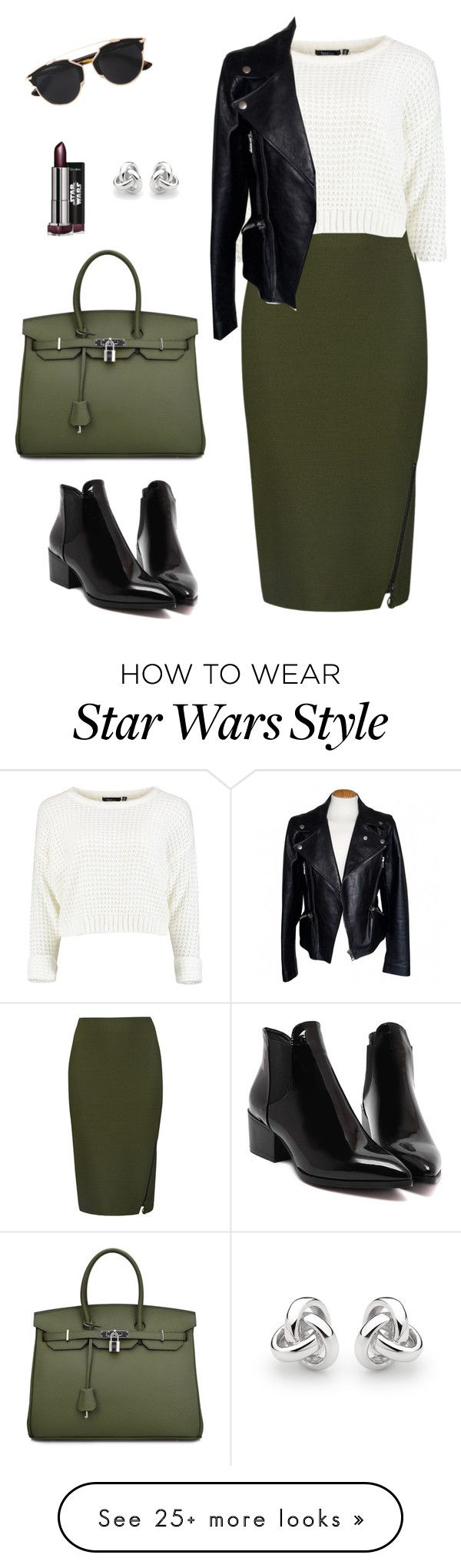 """Untitled #527"" by tamam1996 on Polyvore featuring M&S Collection, Alexander McQueen, Christian Dior, Georgini, women's clothing, women's fashion, women, female, woman and misses"