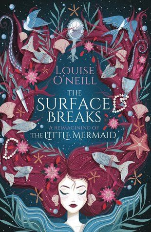 Cover Reveal: Surface Braks by Louise O'neill - On sale May 3, 2018! #CoverReveal