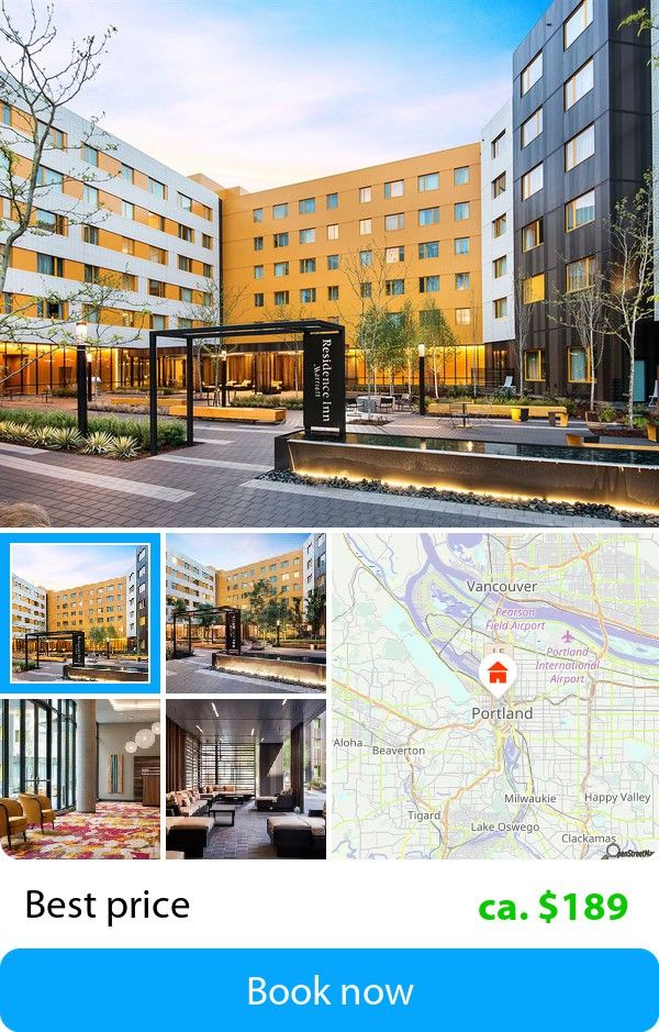 Residence Inn Portland Downtown Pearl District Usa Book This Hotel At The Est Price On Sefibo Hotels Pinterest Best