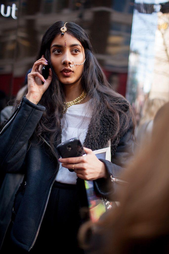 London Fashion Week Street Style Fall 2016   WWD