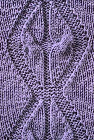 Angel Wings - Stitch Sample