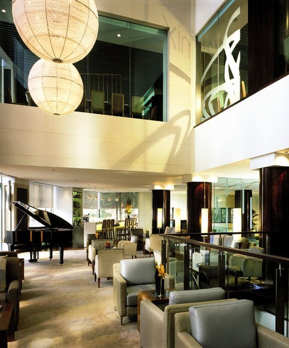 Best hotels in Australia, and NZ. Shangri-La Hotel, Sydney, pictured.