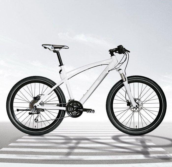 Mercedes-Benz Special Edition Bikes