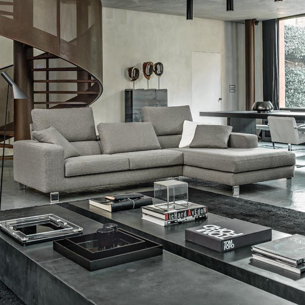 13 best divani images on pinterest chateaus sofas and leather