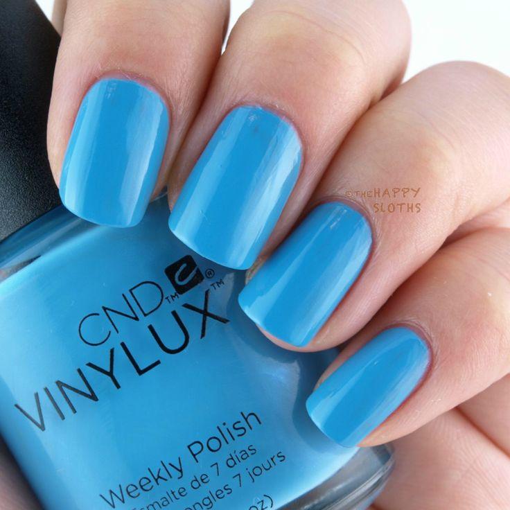 Vinylux Nail Polish 5 Free To Bend Light