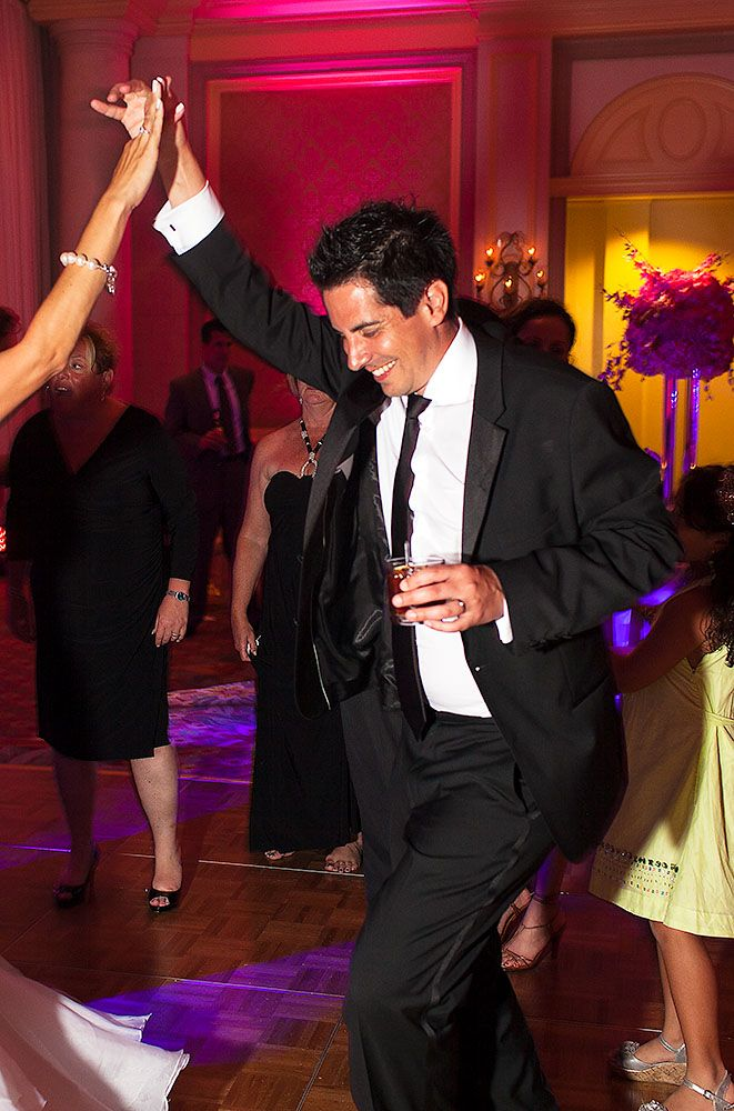 affordable wedding photographers in los angeles%0A Groom lighting up the dance floor at his Los Angeles wedding reception at  the island wedding