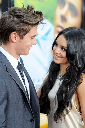 Vanessa Hudgen's opens up about dating Zac Efron five years after their split