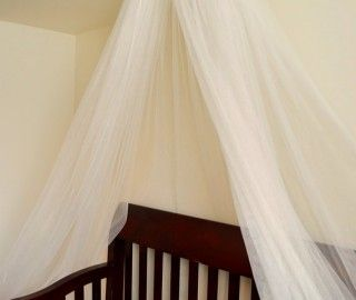 Tulle canopy for baby girl crib nursery or bed or photo prop Tulle canopy Organza Canopy & 177 best Canopy Bed images on Pinterest | 4 poster beds Thoughts ...