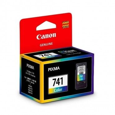 #Canon CL-741 #inkjet #Cartridge #Color [[8% OFF IN #SPARKLAY]] = Buy the original Canon CL-741 Inkjet Colour Cartridge to get high quality, long lasting, colour prints. Canon inks are custom developed for their sophisticated print heads to prevent smudging and clogging.