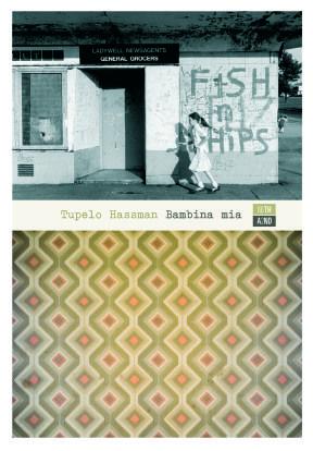 La copertina di Bambina mia, di Tupelo Hassman. La grafica è di Silvana Amato e Marta B Dau, foto di Stuart Franklin.