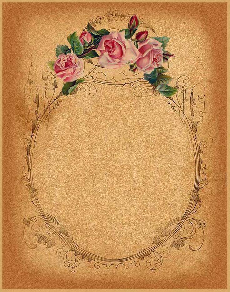 Винтажная открытка в фотошоп, картинки отдыха