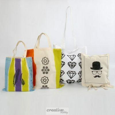 Zdobiona torba