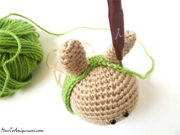 Amigurumi Bunny Crochet the Hood 5