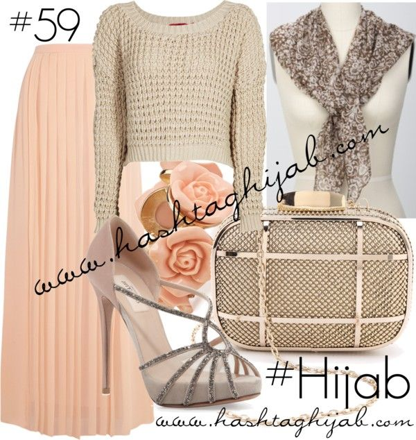 Hashtag Hijab Outfit #59