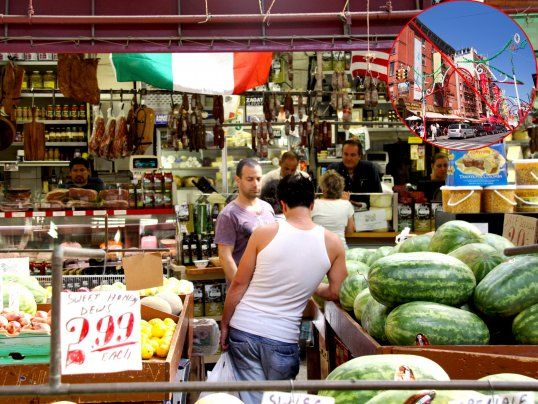 arthur avenue bronx new york not little italy